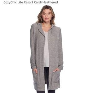 Barefoot Dreams Cozy Chic Lite Resort Cardigan